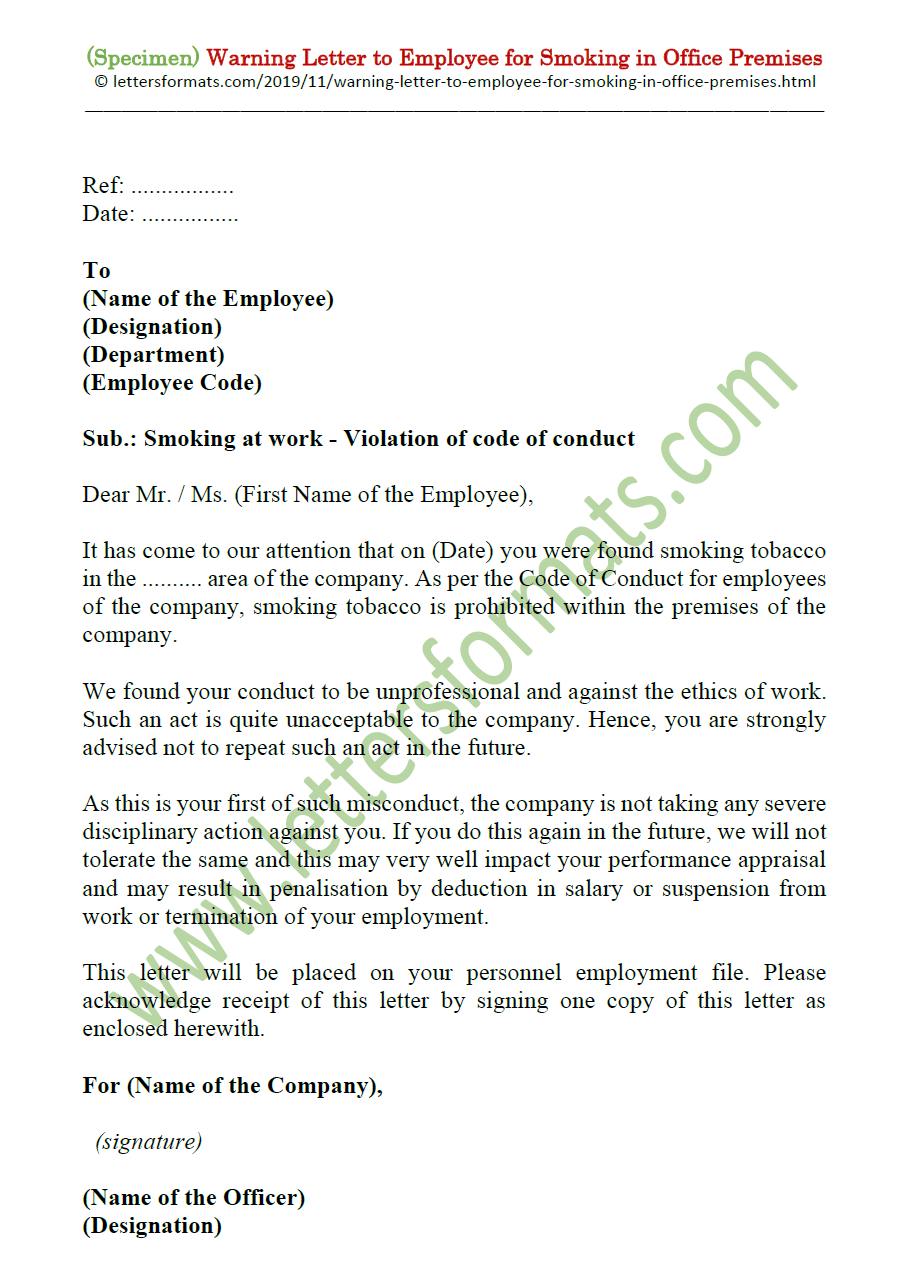 Letter Of Reprimand For Unprofessional Behavior from 1.bp.blogspot.com