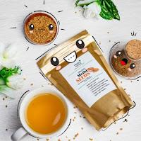 Methi Seeds ( Pembesar Payudara & Pelangsing Alami ) Diet Fenugreek Pelancar Asi Healthy Noona