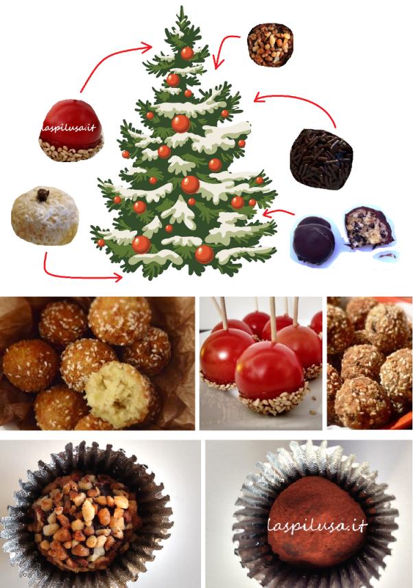 ricette di Natale, albero di Natale