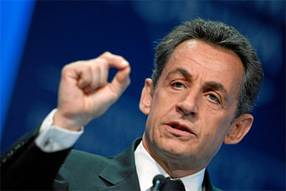 Blatter says Sarkozy helped Qatar land 2022 World Cup