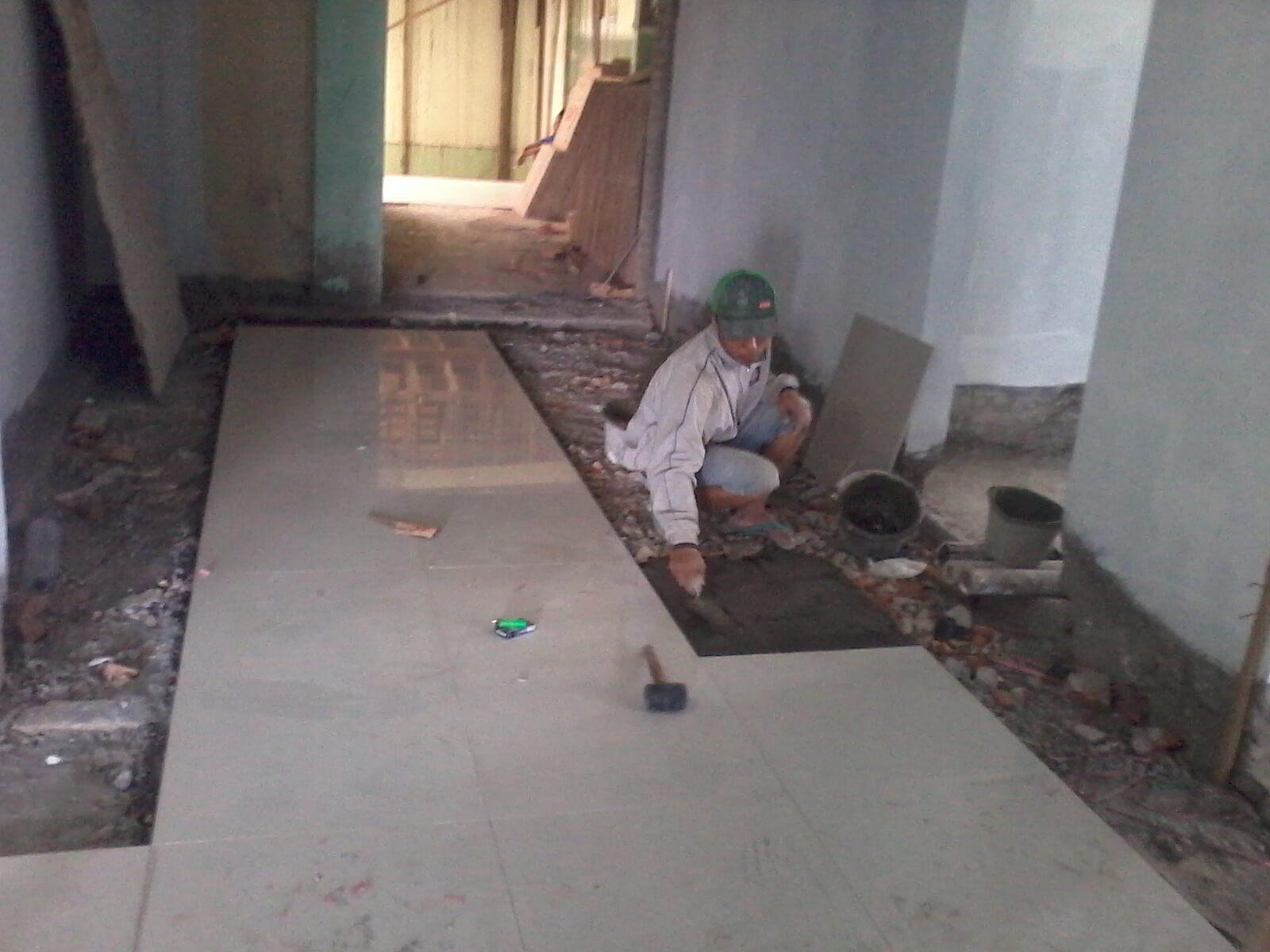 Cara Menghitung Kebutuhan Keramik Homogenous Tile
