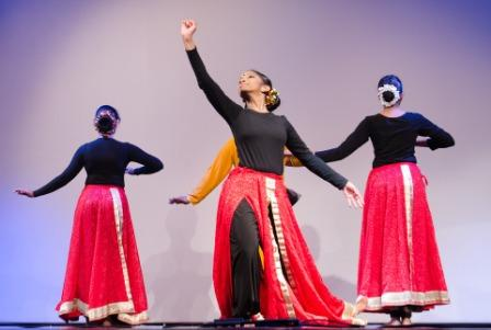 Interesting Differences Between South and North India - indian classical dance