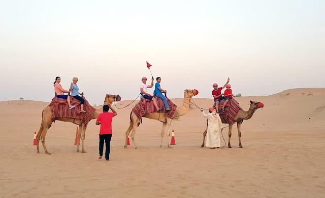 Dubai huyền bí trong những câu chuyện Nghìn lẻ một đêm