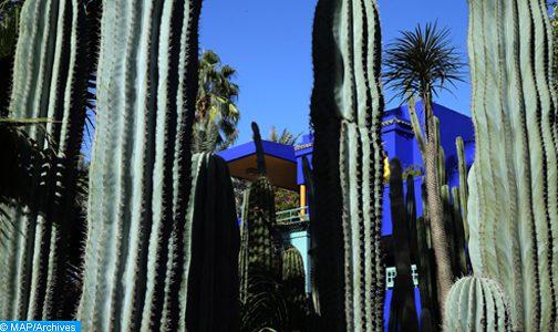 مراكش .. إعادة فتح حديقة ماجوريل والمتحف الامازيغي للجمهور