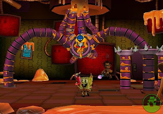 Spongebob Squarepants Nicktoons: Globs of Doom (PS2) 2008
