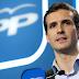 Twitter se mofa de Pablo Casado tras inaugurar un curso del PP para jóvenes talentos