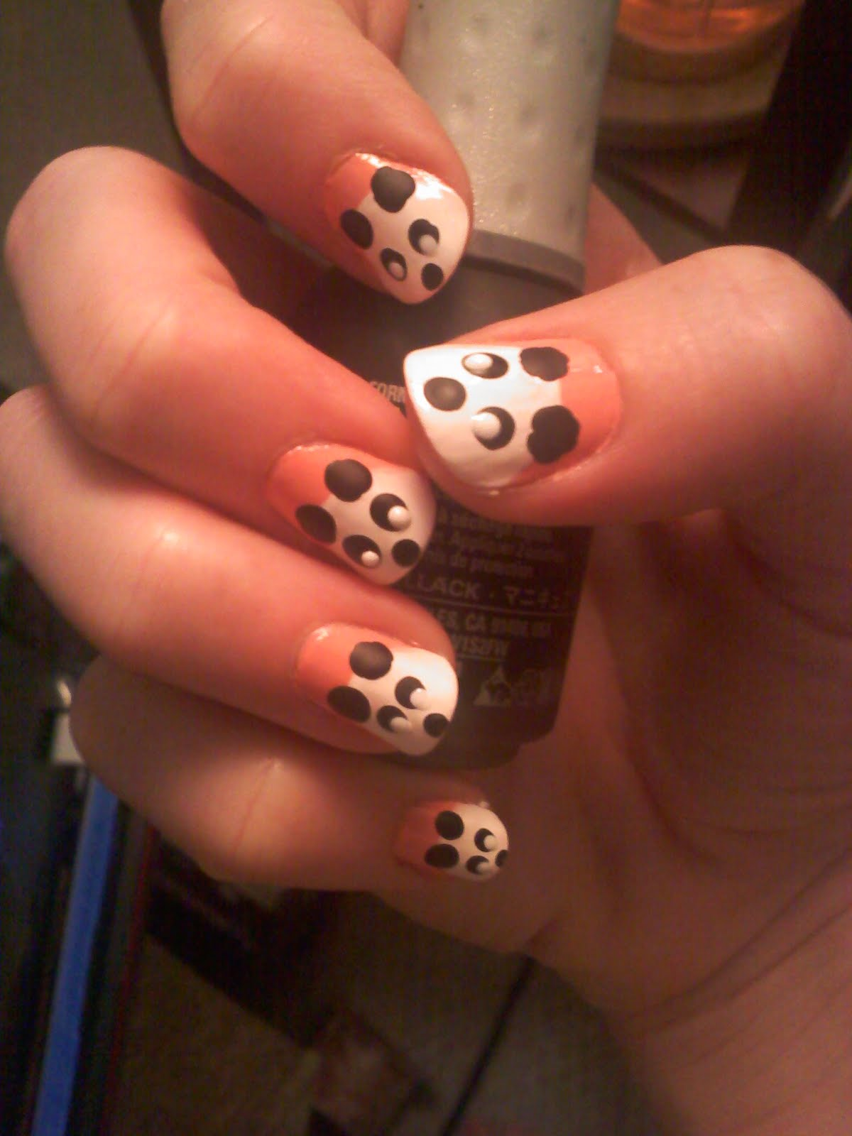 Nail Art Style On Women Cool Nail Designs