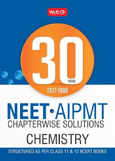 MTG 30 Years NEET-AIPMT CHEMISTRY  Chapterwise Solution