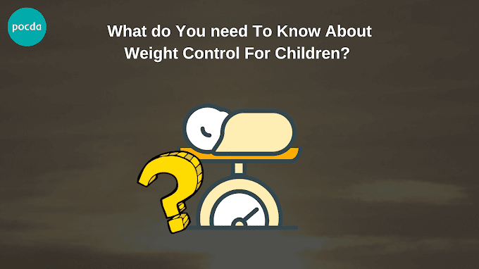 What do You need To Know About Weight Control For Children?