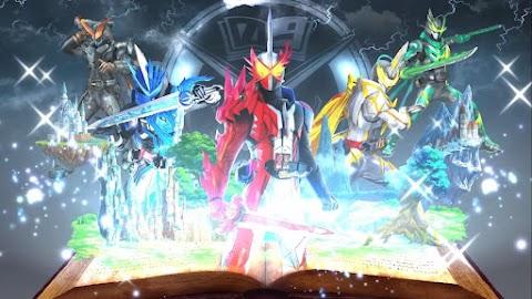 Kamen Rider Saber Episode 1-47