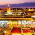 ville Marrakech - Maroc