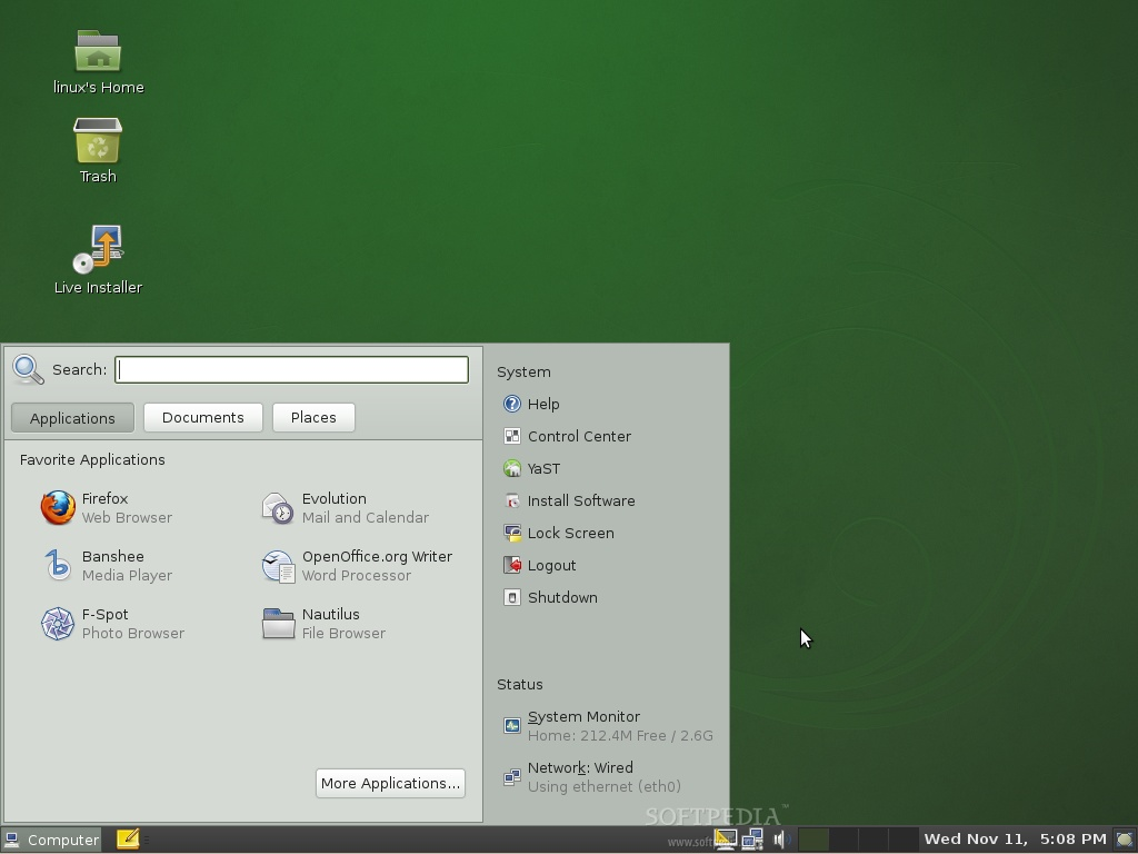 Upgrade to opensuse 42. 1 from opensuse 13. 2.
