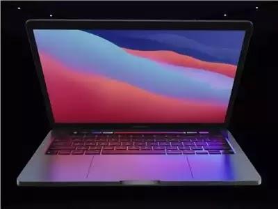 معلومات عن جهاز MacBook Pro m1