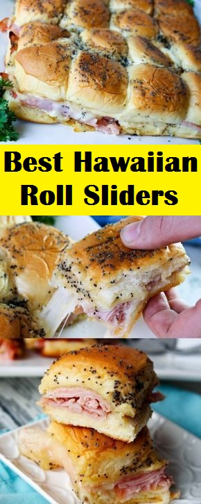Best Hawaiian Roll Sliders