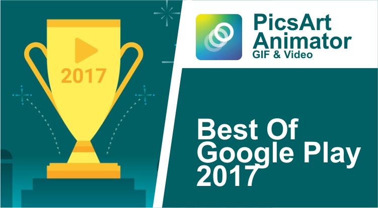 PicsArt Animator Aplikasi Editor Foto Android Terbaik Tahun 2017