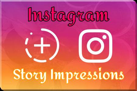 Buy Instagram Story Impressions