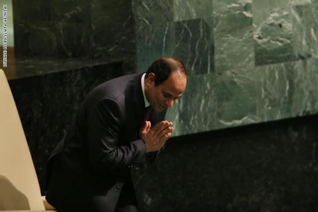 """الرئيس عبدالفتاح السيسي يقرر تدريس مادة """"احترام الآخر"""" في مصر"""