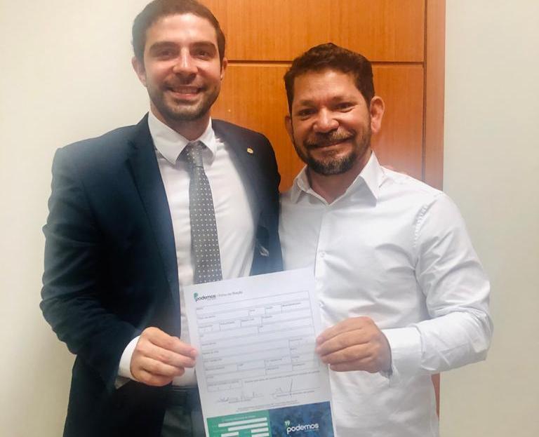 Podemos abre as portas para candidatura a prefeito de Prainha de doutor da Ufopa