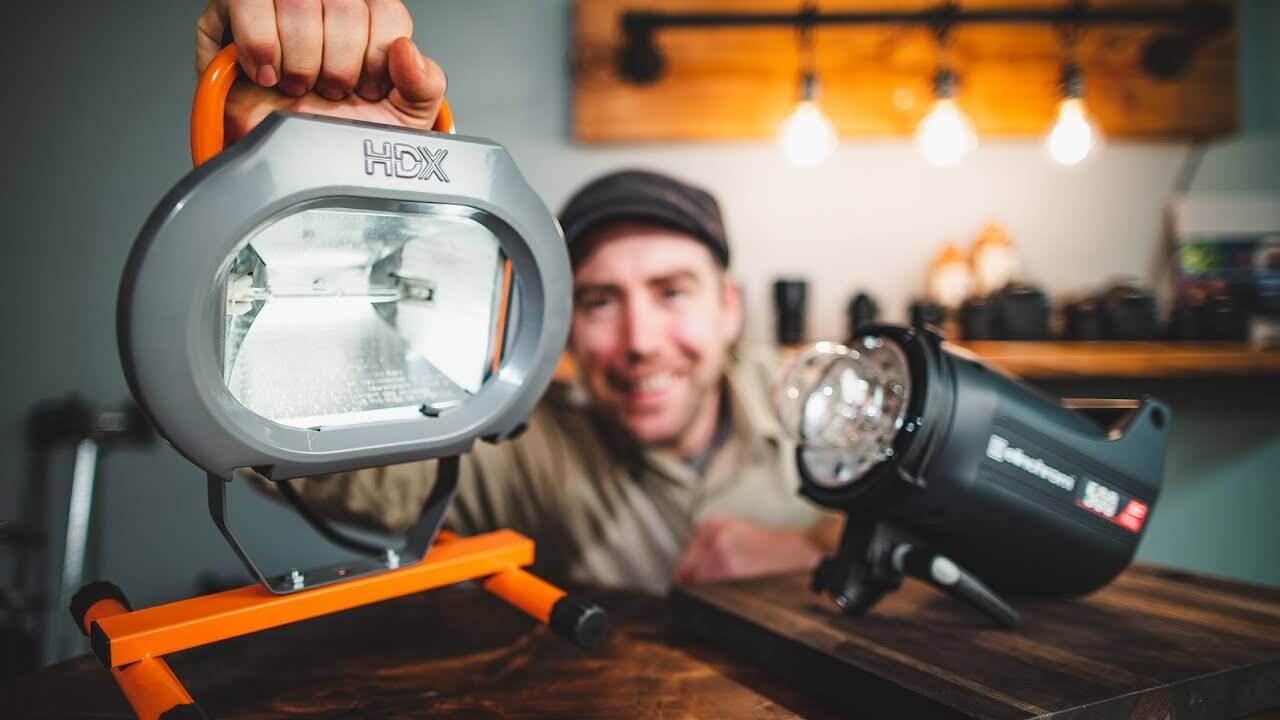 Best Portable Video Lighting