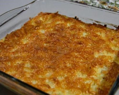 Swiss Oven Potato Recipe