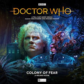 Colony of Fear written by Roland Moore and directed by John Ainsworth