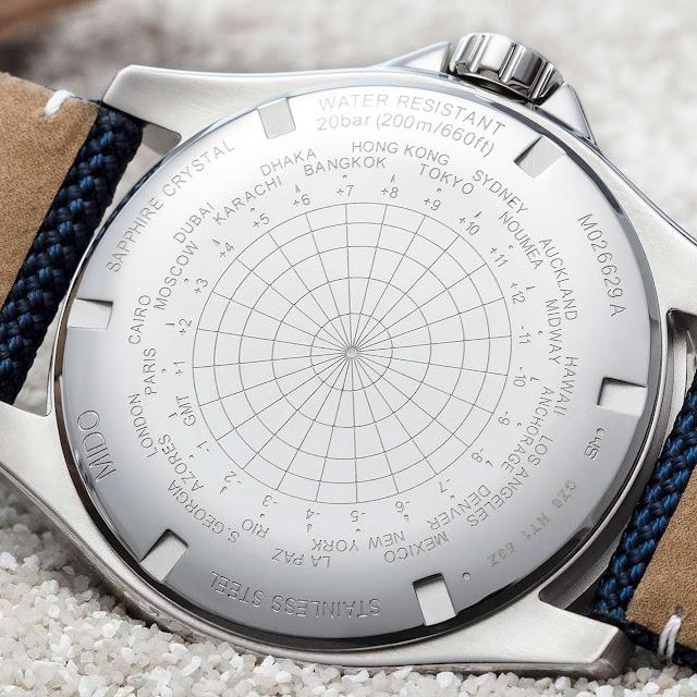 Mido Ocean Star GMT ref. M026.629.17.051.00