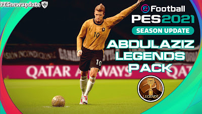 PES 2021 Abdulaziz's legends Pack [245 Legends | 48 Classic Boots]
