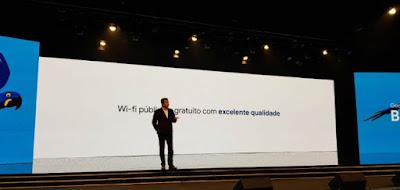 Google lança no Brasil estações de Wi-Fi rápido e gratuito