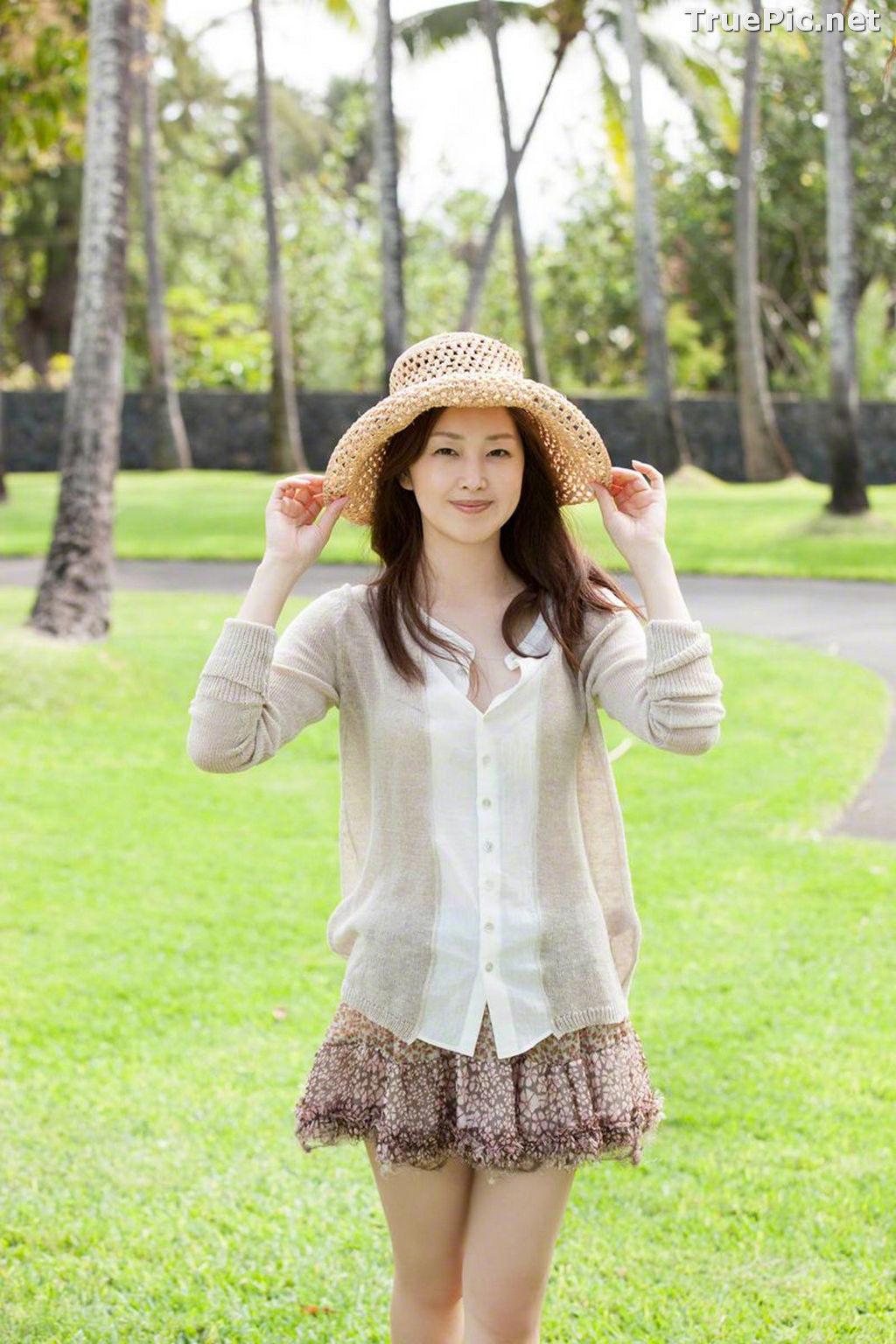 Image Wanibooks No.138 – Japanese Actress and Model – Yuko Fueki - TruePic.net - Picture-3