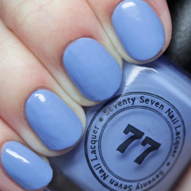 Seventy-Seven Nail Lacquer A Midsummer Ice Cream
