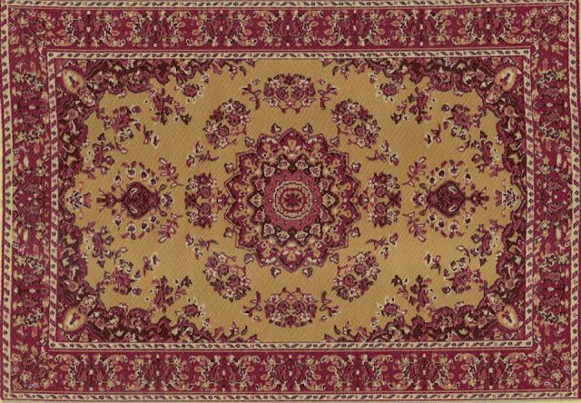 Russian Persian carpet