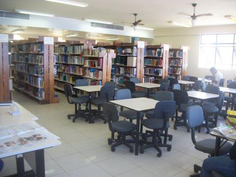 Biblioteca inclui na programação sugestões de leituras