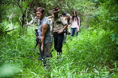 The Walking Dead visto da... Daryl