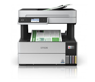 Epson EcoTank ET-5150 Driver Download, Review And Price