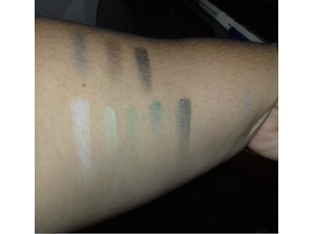 Paleta Eyes Design Smoked Luisance - Swatches Com Flash