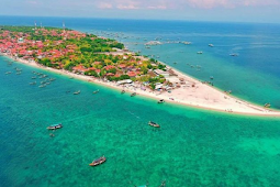 Pantai Gili Ketapang Probolinggo