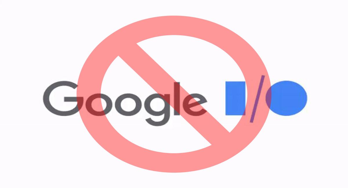 كورونا فيروس يلغي مؤتمر جوجل I/O السنوي الخاص بالمطورين