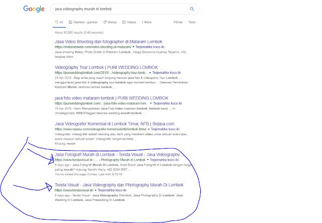 Cara SEO Website Bisnis Lokal Agar Muncul Dihalaman Satu Google