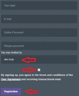 Как зарегистрироваться в проекте tudor games org
