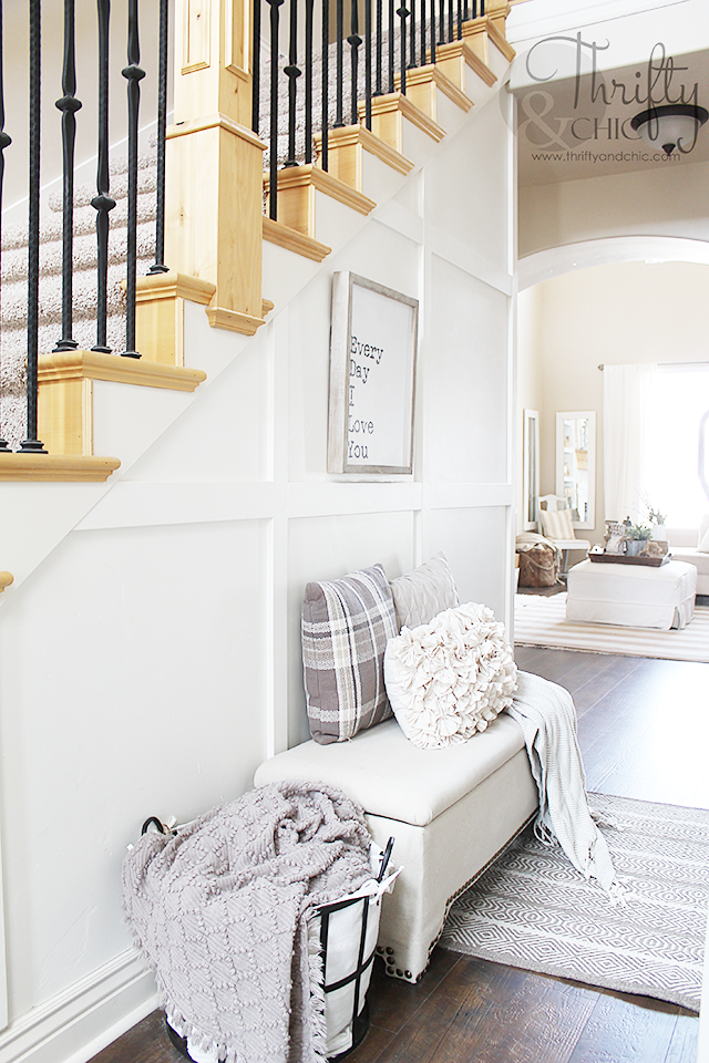 Two Story Entry Way Decor And Decorating Ideas Farmhouse