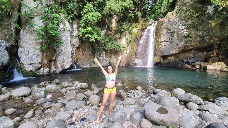 Explore the Wonders of Vera Falls Malinao in Albay Philippines