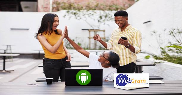 Développement D'applications Android, WEBGRAM, société informatique basée à Dakar-Sénégal, leader en Afrique, ingénierie logicielle, développement de logiciels, systèmes informatiques, systèmes d'informations, développement d'applications web et mobile