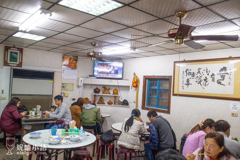 【苗栗三義美食】金榜麵館。不只有豬頭肉這裡牛肉客家麵也推