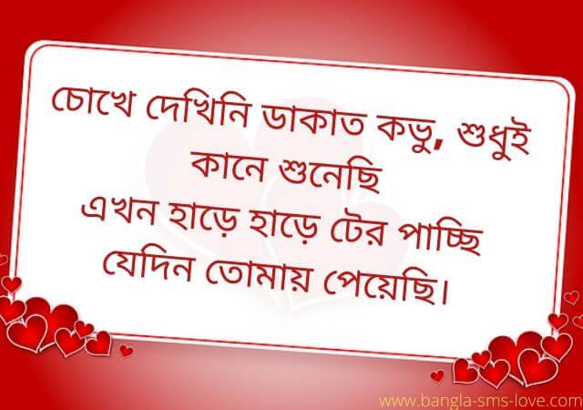 Love sms Bangla for girlfriend - Bangla SMS Love