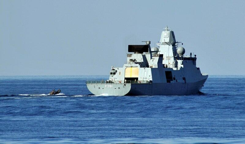fregat kelas Iver Huitfeldt