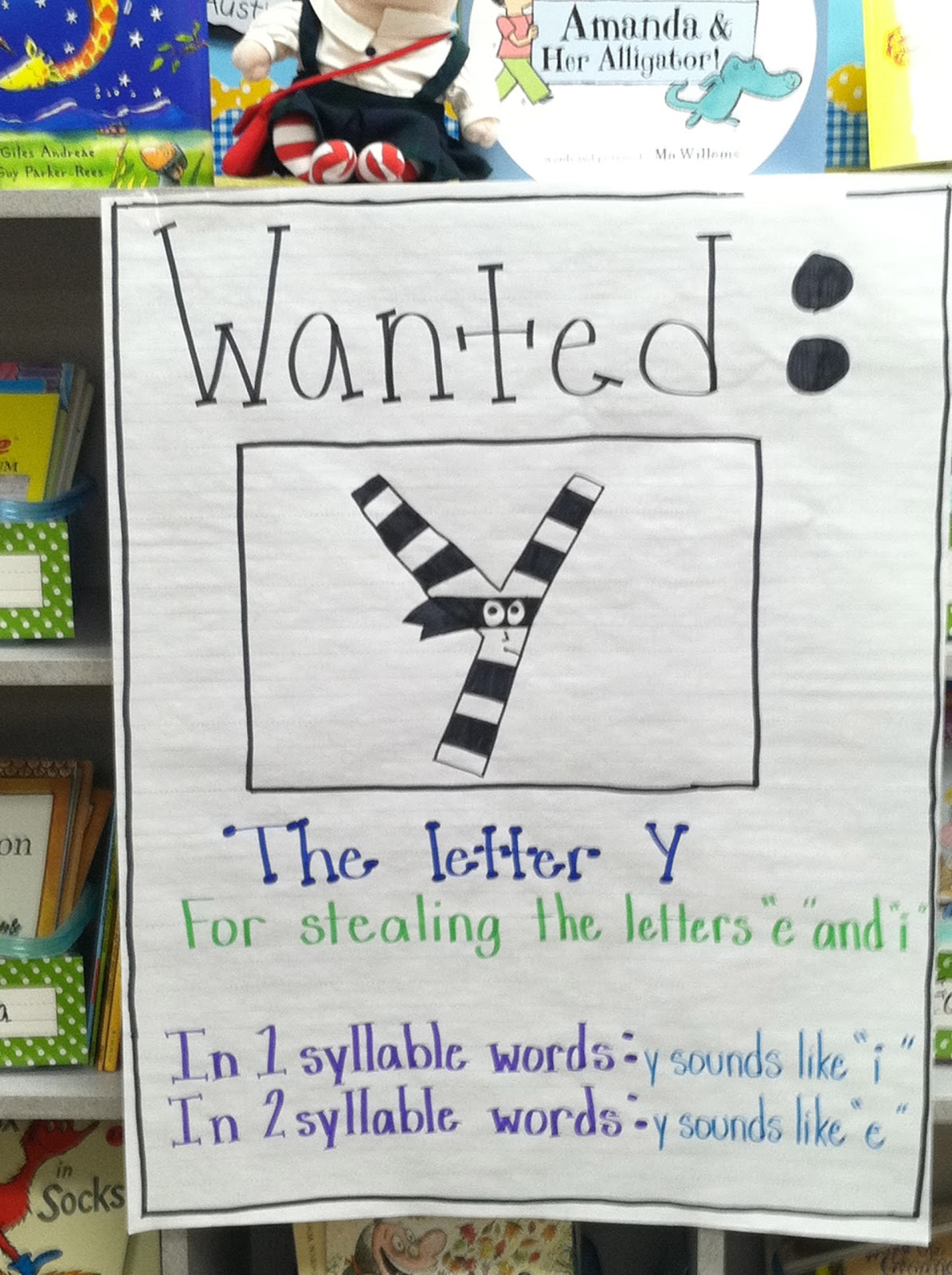 Life In First Grade The Bandit Y Number Words And