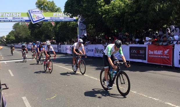 etape 1 tour de Indonesia 2019