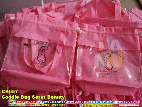jual Goodie Bag Serut Beauty
