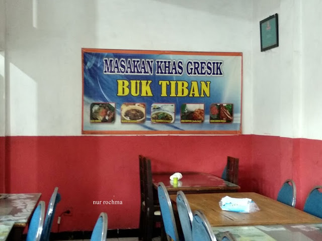 review nasi krawu buk tiban II