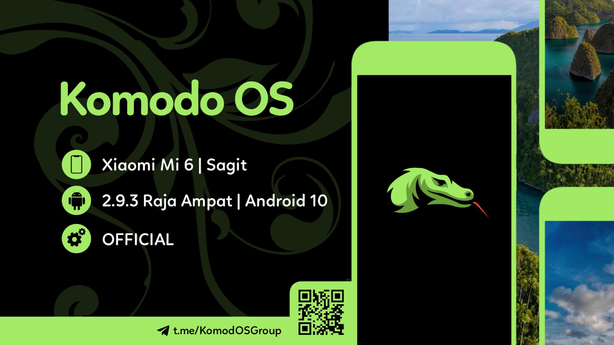 [ROM] Komodo OS v2.9.3 - Mi 6 [Sagit]